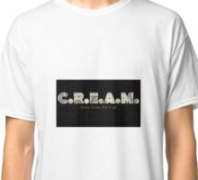 Wu-tang CREAM Classic T-Shirt