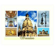 Dresden  Art Print