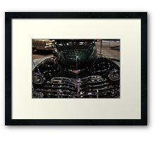 Vintage Chevrolet Fleetmaster - 5D20250 Framed Print
