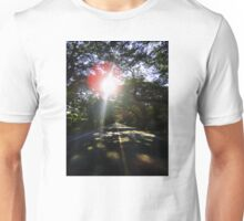 Sun Light, Sun Bright Unisex T-Shirt