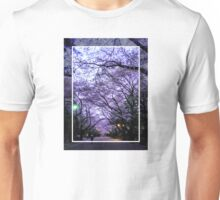 Sakura Walk Unisex T-Shirt