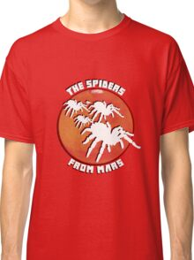 The Spiders From Mars Classic T-Shirt