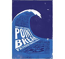 Point Break Photographic Print