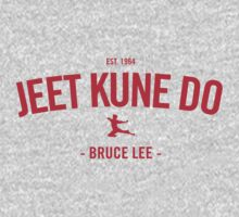 Jeet Kune Do by truetoform