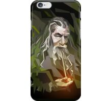 Lord of the Rings - Gandalf iPhone Case/Skin