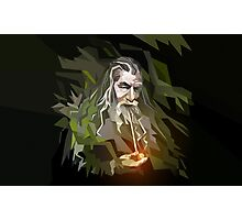 Lord of the Rings - Gandalf Photographic Print