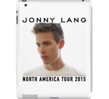 JONNY LANG MUSICIAN iPad Case/Skin