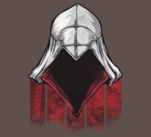 Ezio the Assassin by beanzomatic