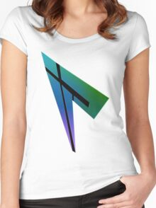 Official OpTic Pamaj Merchandise Women's Fitted Scoop T-Shirt