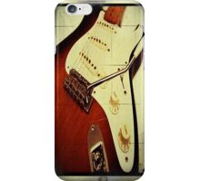 Fender Stratocaster iPhone Case/Skin