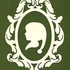 Christmas Card - elf - olive by MrsTreefrog