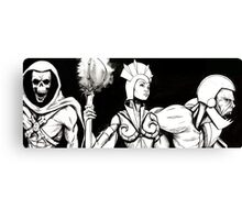 Masters of the Universe: Villains Canvas Print