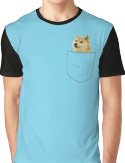 pocket doge Graphic T-Shirt