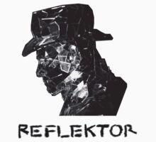 Just a Reflektor by boockly22