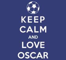 Keep Calm And Love Oscar by Phaedrart