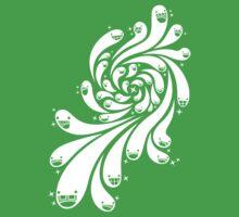 Happy Splash - 1-Bit Oddity - White Version Kids Clothes
