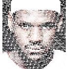 Lebron James Typo - Miami Heat NBA Basketball by superstarink