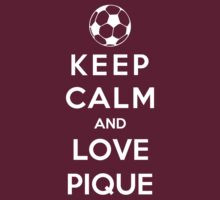 Keep Calm And Love Pique by Phaedrart