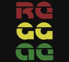 REGGAE by Alee7