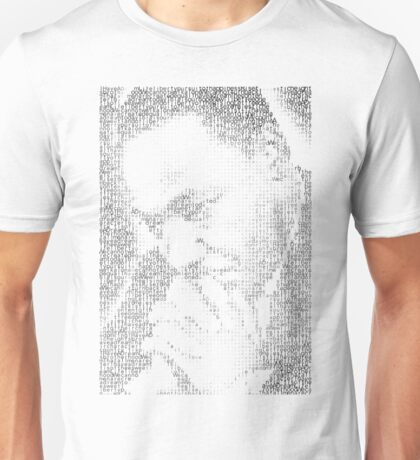 Martin Luther King Jr. - MLK Typographic Unisex T-Shirt