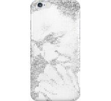 Martin Luther King Jr. - MLK Typographic iPhone Case/Skin