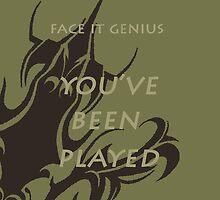 Face It Genius by CassTebeau