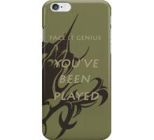 Face It Genius iPhone Case/Skin