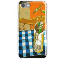 Avocado Sprouting in a Jar iPhone Case/Skin