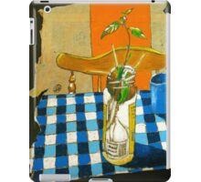 Avocado Sprouting in a Jar iPad Case/Skin