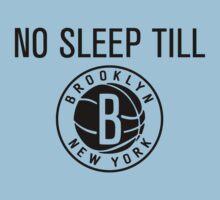 No Sleep Till Brooklyn Nets by DungeonFighter