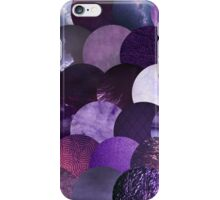 Purple Scales iPhone Case/Skin
