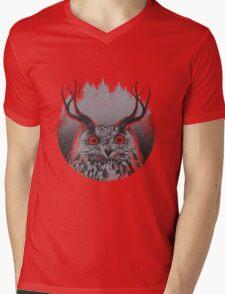 Majesty Mens V-Neck T-Shirt