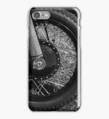 Circle of Crossed Wires iPhone Case/Skin