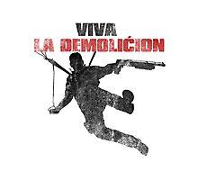 Just Cause - Viva la demolicion Photographic Print