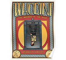 Whodini Poster