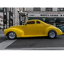 40 Ford Photographic Print