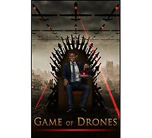 Game of Drones Photographic Print
