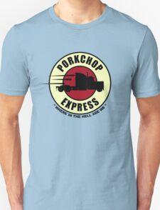 Planet Porkchop Express Unisex T-Shirt