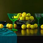 Yellow Plums by bgbcreative