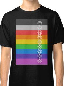 All Lantern Corps Classic T-Shirt