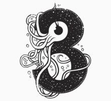 3eyes One Piece - Short Sleeve