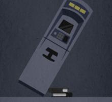 Breaking Bad ATM Sticker