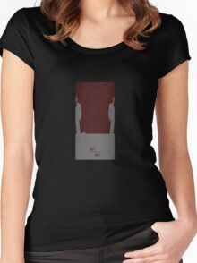 Breaking Bad cousins Women's Fitted Scoop T-Shirt