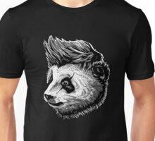 funky panda Unisex T-Shirt