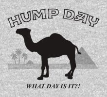 Hump Day! One Piece - Long Sleeve
