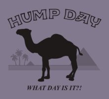 Hump Day! Kids Clothes