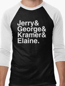 Seinfeld jetset Men's Baseball ¾ T-Shirt