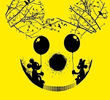 Mickey & Minnie by barmalisiRTB