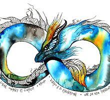 Infinity Dragon by Kobie Notting