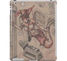 ComicCon Winged Merbunny iPad Case/Skin